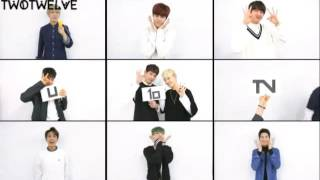 [ENGSUB] UP10TION U10TV ep60 - UP10TION's Japan Journal First Story