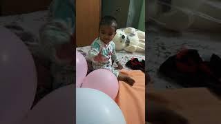 1st Birthday Morning Surprise