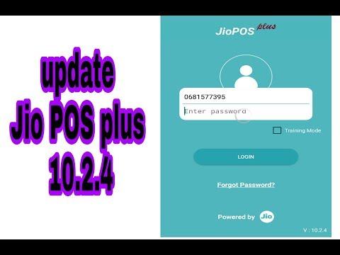 Update Jio POS plus 10 2 4 - Pcdroid