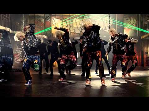 B.A.P - Warrior stomping part