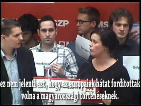 Vigyázunk rád magyar demokrácia!