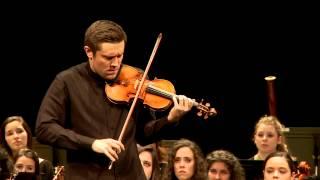 Tárrega - Recuerdos de la Alhambra (Roberto González, violin)
