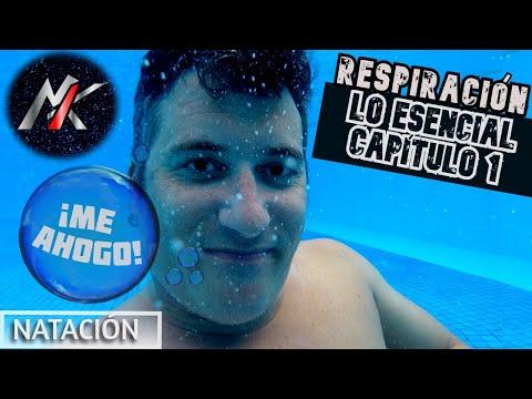 APRENDER A NADAR 1x01 (1/3): Respiración I (Conceptos básicos)
