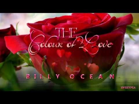 Billy Ocean ♫ The Colour of Love ☆ʟʏʀɪᴄ ᴠɪᴅᴇᴏ☆