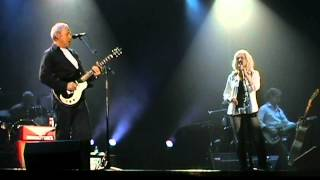 "Mark Knopfler & Emmylou Harris ""Right now"" 2006 Frankfurt vers.1"