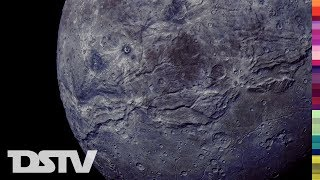 NEW HORIZONS STUNNING FLYOVER OF PLUTO'S MOON CHARON