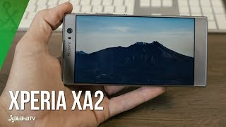 Sony Xperia XA2, review: rendimiento A LA ALTURA DE LO ESPERADO