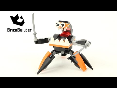 Vidéo LEGO Mixels 41576 : Spinza