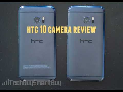 HTC 10 Camera Review