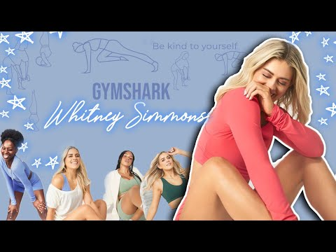 ARE YOU READY FOR IT... AGAIN?! TRY ON REVEAL Gymshark x Whitney Simmons Collection