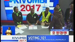 Kivumbi2017: Voting 101