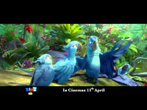 Rio 2 TV Spot 'Meet the Family'