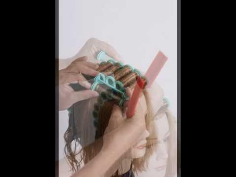 Bio-produkty dla curling włosów