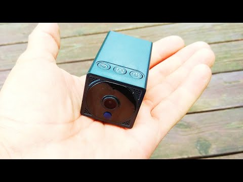WiFi мини камера BORUIT / WiFi mini camera BORUIT