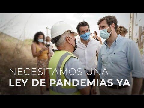 Necesitamos una ley de pandemias ya