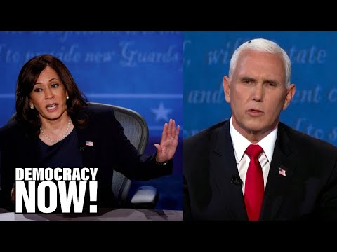 The Greatest Failure in Presidential History: Kamala Harris Slams Trump/Pence's Handling of COVID-19