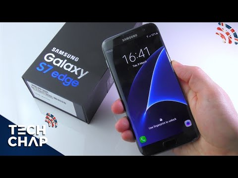 Samsung Galaxy S7 Edge UNBOXING First Impressions