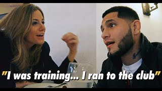 Jorge Masvidal's Manager Confronts Him About Parties During Training Camp | Throwback