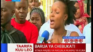 Mbiu ya KTN: Raila Odinga azungumzia barua ya Wafula Chebukati