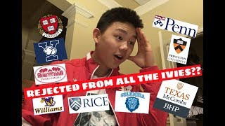 2018 College Decision Reactions (Harvard, Yale, Princeton, and more)