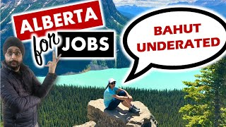 She got a high paying job in Alberta and pays way less in rent 😱🙈