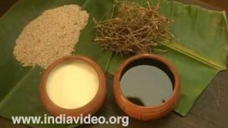 Preparation of Navarakkizhi