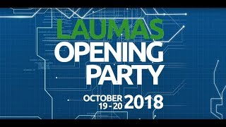 LAUMAS Opening Party