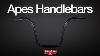 Apes 12 inch Handlebars - 1
