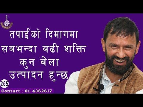WHEN  YOUR  BRAIN  BECOMES  MOST  POWERFUL ?  ||  Dr.Yogi Vikashananda | #Manokranti | 2019