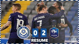 Kazakhstan 0-2 Perancis Pekan 2