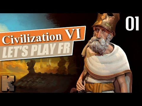 Sid Meier's Civilization VI - Khmer and Indonesia