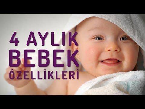 3-4 aylık bebek gelişimi nasıldır?