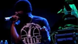 Jon Connor - Someone Like Me & No Thrillz (Live 7-16-2012)