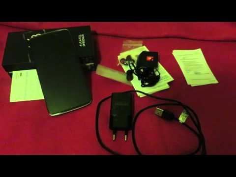 Alcatel One Touch Idol3 - Missão 1