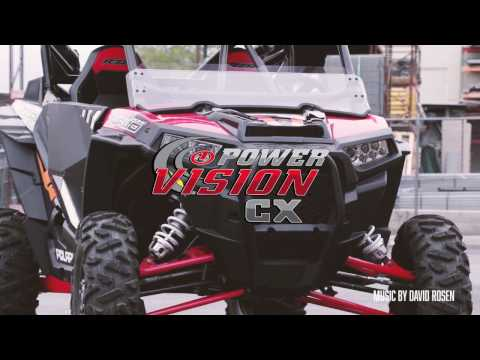 Flash Tune Polaris RZR with Power Vision CX