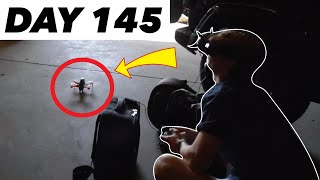Testing out the new DJI FPV drone!