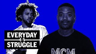 Everyday Struggle - J. Cole 'Album of the Year' Freestyle, Rappers Stealing Flows, Trippie Album Preview