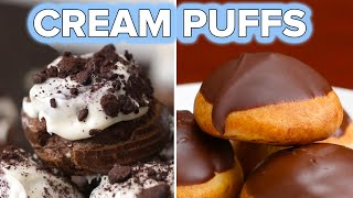 4 Creative Cream Puffs