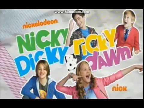 Season 3 Theme Song | Nicky, Ricky, Dicky & Dawn
