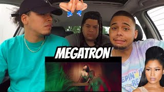 NICKI MINAJ   MEGATRON | REACTION REVIEW