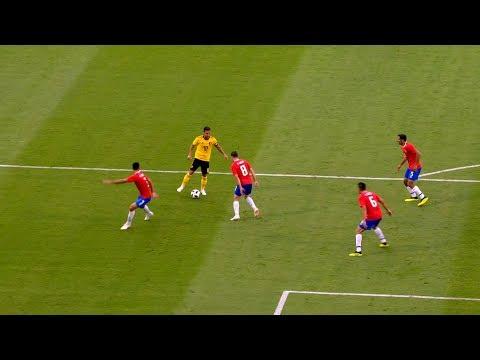 Eden Hazard vs Costa Rica (Friendly) 11/06/2018 HD 1080i
