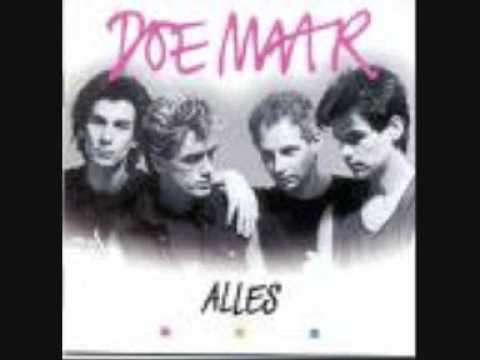 Doe Maar - Is Dit Alles (lyrics)