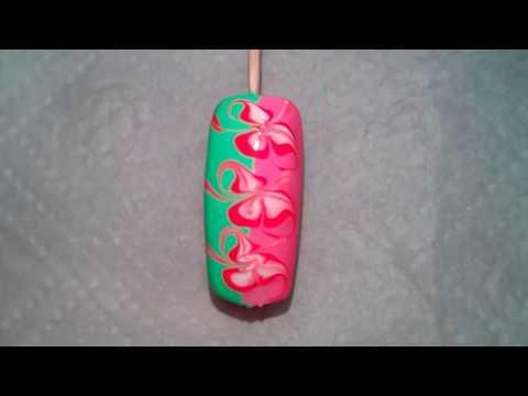 маникюр дизайн ногтей обычным лаком
