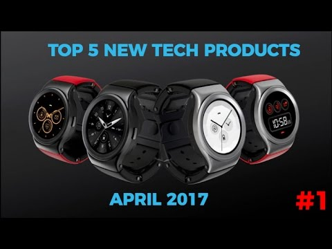 Top 5 Trending Technology Inventions April 2017 #1