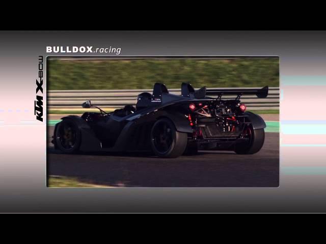 XBow fahren bei www.BULLDOX.racing