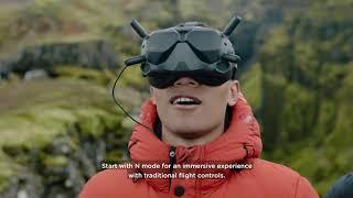 DJI FPV High-speed drone 0 - 100 Kmph in 2 seconds