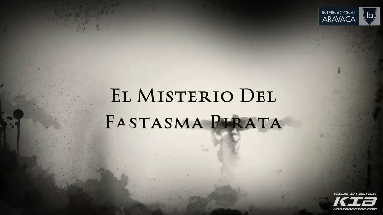 El misterio del fantasma pirata. Trailer