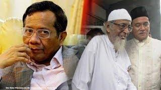 Terkait Pembebasan Abu Bakar Ba'asyir, Ini Tanggapan Mahfud MD