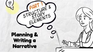 Writing a Narrative: Part 1 Structure & Elements | EasyTeaching