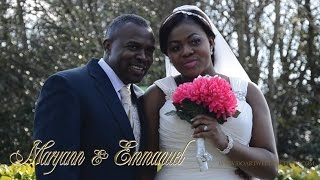 Maryann and Emmanuel Nigerian Wedding in Ireland